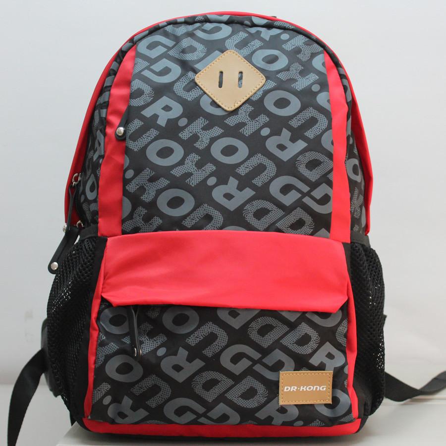 Рюкзак Dr.Kong Z 282, розмір M 42*29*15, чорний