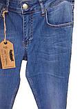 Мужские джинсы Franco Benussi 15-357 TOR 6051 синие, фото 6