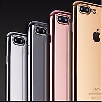 Чехол для iPhone 7 силиконовый (розовый)