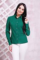 Блуза из креп-шифона с 42 по 50 размер 5 цветов