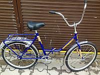 Городской складной велосипед ХВЗ 24 (Украина) Харьков