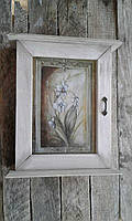 "Ключница ""Цветы"" , фото 1"