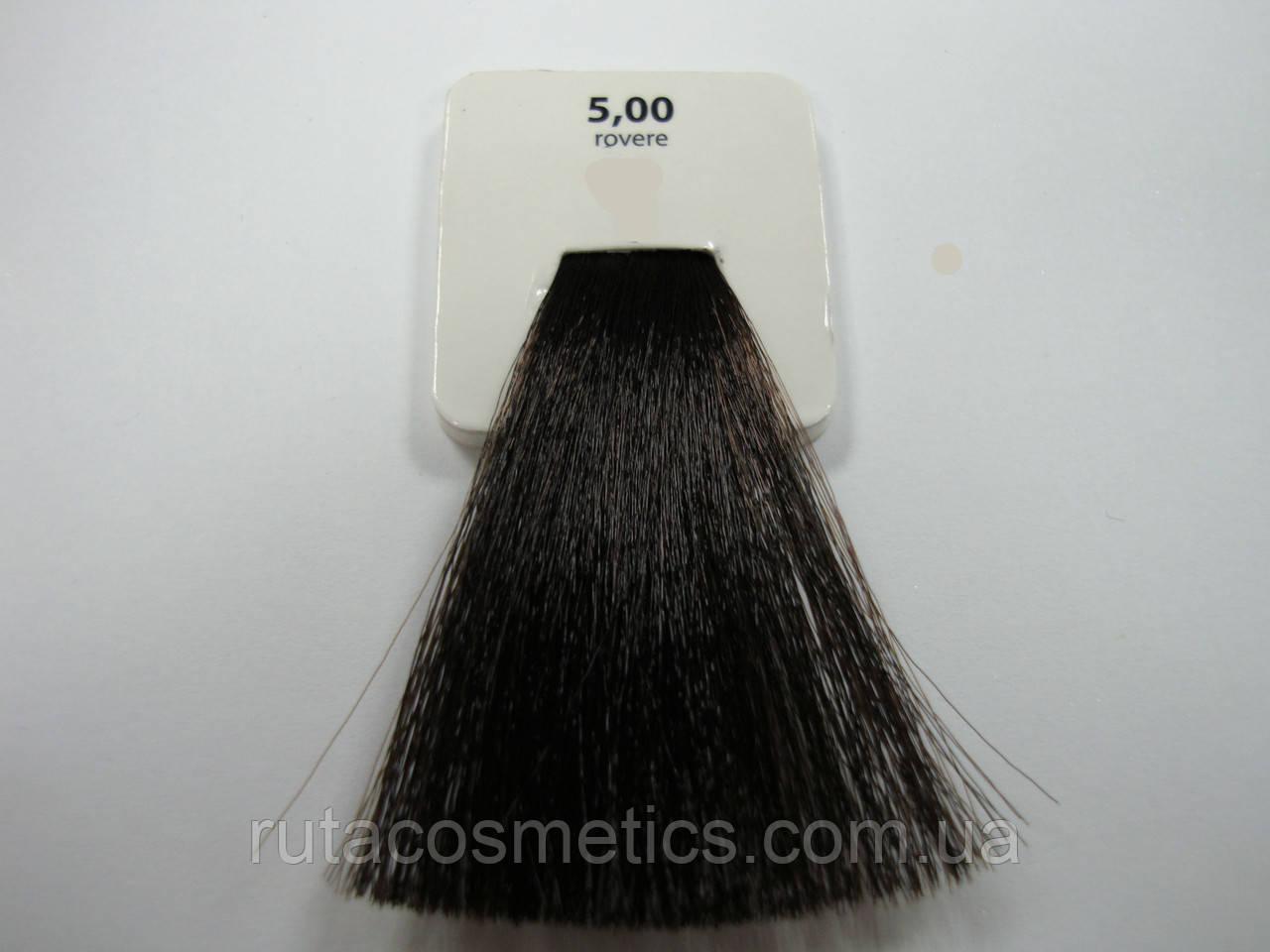 KAARAL SENSE colours крем фарба для волосся 5.00 інтенсивний світлий коричневий