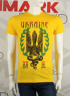 Valimark качественная мужская футболка Ukraine тризуб птица код 17212