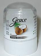 Кристалл  дезодорант натуральный Кокос с запахом
