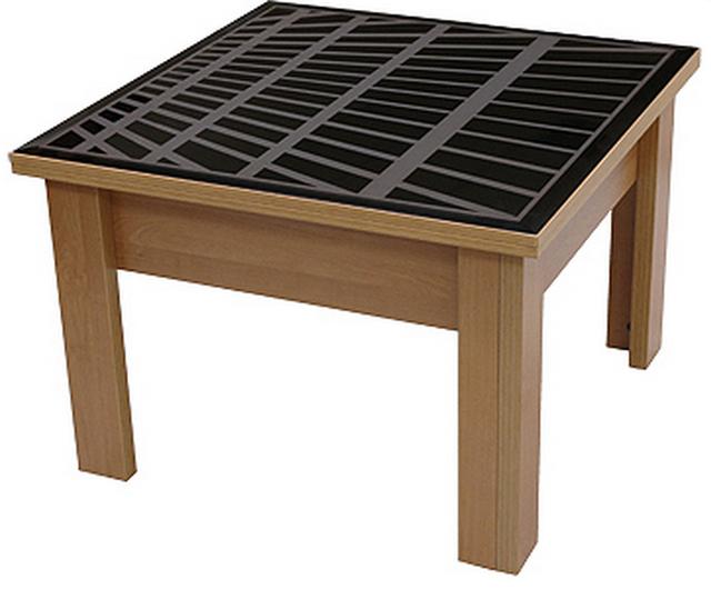 Стол трансформер с декоративной столешницой P07Абстракция