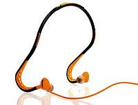 Гарнитура проводная спортивная наушники Sport Remax RB-S15 оранжевые SKU0000684, фото 1