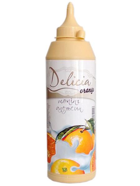 Топпинг Delicia Апельсин 600 гр