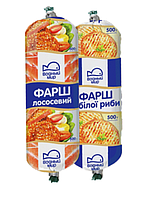 Фарш з білої риби 500г ВМ, шт     (Водный мир)    asortiment.kiev.ua