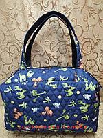Женские сумка животное Принт Матовое стеганная Стильная/Сумка-мода только оптом, фото 1