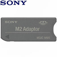 Переходник Sony M2 adapter - MS Duo MSAC-MMS Memory Stick MS PRO Adapter Converter Sandisk Cards