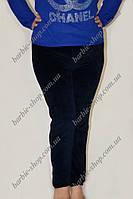 Удобные женские велюровые штаны 8011
