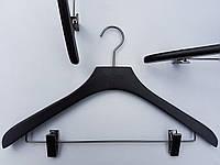 Плечики Mainetti Mexx костюмный черно-коричневого цвета, длина 42 см, фото 1