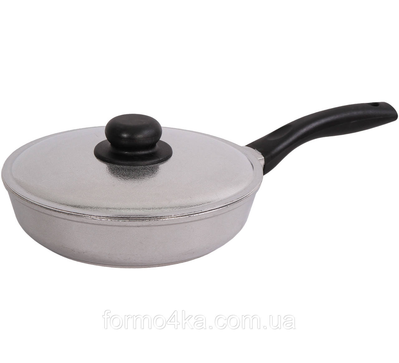 Сковорода алюминиевая 2607БК