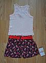 Дитячий літній комплект (майка+шорти) для дівчинки, р. 92-98 (Maia, Туреччина), фото 2