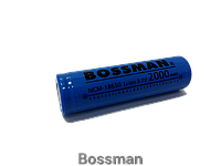 Bossman18650 2000mA NCM18650