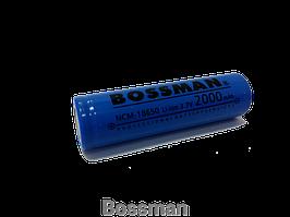 Аккумулятор Bossman18650 2000mA NCM18650