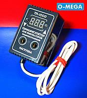 Терморегулятор цифровой плавно затухающий ТИ для инкубатора, фото 1