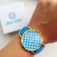 Женские необычные наручные часы с рисунком (2 цвета)