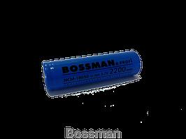 Аккумулятор Bossman18650H 2200mA NCM18650