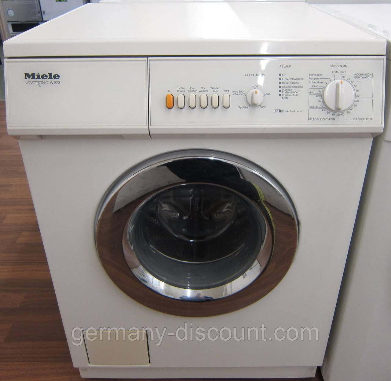 Стиральная машина Miele Novotronic Mondia 1307