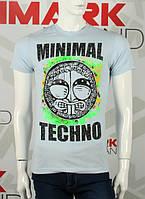 Valimark 2017 мужская футболка minimal techno код 17214, фото 1