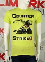 Valimark 2017 мужская футболка counter strike код17216