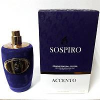 Sospiro Perfumes Accento парфюмированная вода - тестер, 100 мл