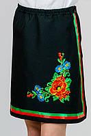 Детская юбка-вышиванка Калина