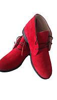 Ботинки дезерты женские / Women's desert boots