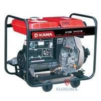 Дизельный генератор Kama KDE3500E