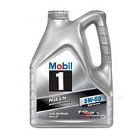 Моторное масло для двигателя Mobil1(Мобил) 5W50 4литра
