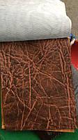 Ткань для обивки мебели кожзам