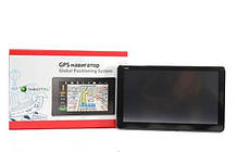 """GPS Навигатор 7"""" GPS 7007 Встроенная память 8GB  Дисплей HD оперативная память 128 Mb WinCE 6,0"""