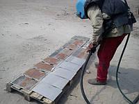 Пескоструйная обработка поверхностей