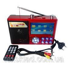 Портативное радио с цыфровим экраном USB NS-155-mp5/ на разборку!!!