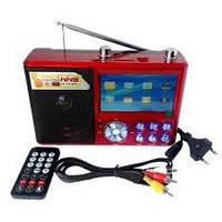 Портативное радио с цыфровим экраном USB NS-155-mp5/ на разборку!!!, фото 1