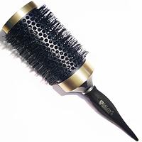Salon Professional Круглая расческа брашинг для укладки керамика XXL 70 мм