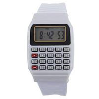 Детские часы-калькулятор для сдачи экзаменов, контрольных, вно