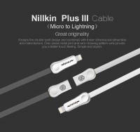 Кабель Nillkin (Plus 3) MicroUSB to Lightning Combo