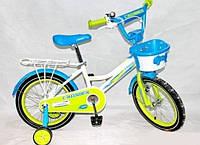 Велосипед детский двухколёсный Azimut Haррy Crosser 16 д