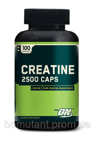 Creatine 2500 100 caps Optimum Nutrition (USA)
