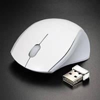 Беспроводная мышь для ноутбука маленькая белая
