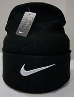 Мужская шапка NIKE черная