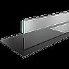 Комплект стекло и подставка для биокамина Delta Flat Kratki