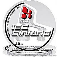 4505-017 Леска моно зимняя Salmo HI-TECH ICE SINKING 30m
