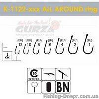 ALL AROUND CARP RING BN  #10  10 шт.х 10 K-1122-010