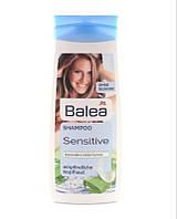 Шампунь для чувствительной кожи Balea Sensitive Shampoo Aloe Vera, 300 мл (Германия)