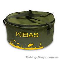 226 Ведро для  прикормки c крышкой KIBAS D 400 C 400х200