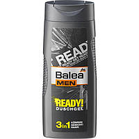 Гель для душа Balea Men READY Duschgel 3 in1, 300 мл (Германия)